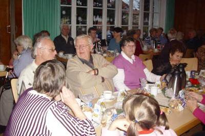 Adventsfeier der Senioren in Löbau