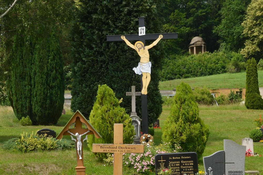 Katholischer Friedhof Ostritz