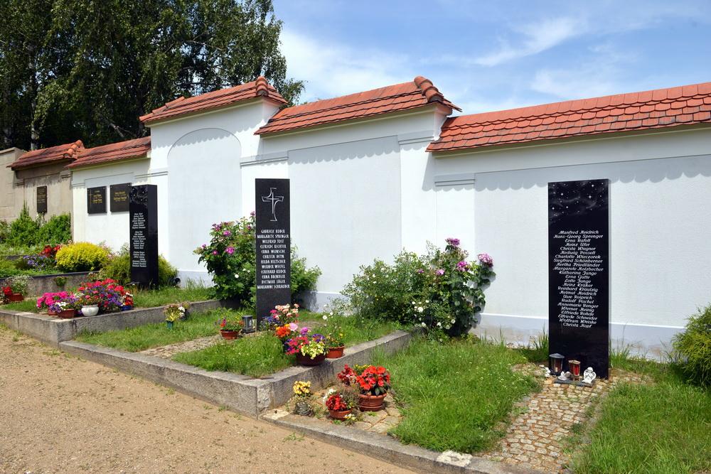 Friedhof Ostritz - Gemeinschaftsgrabanlage