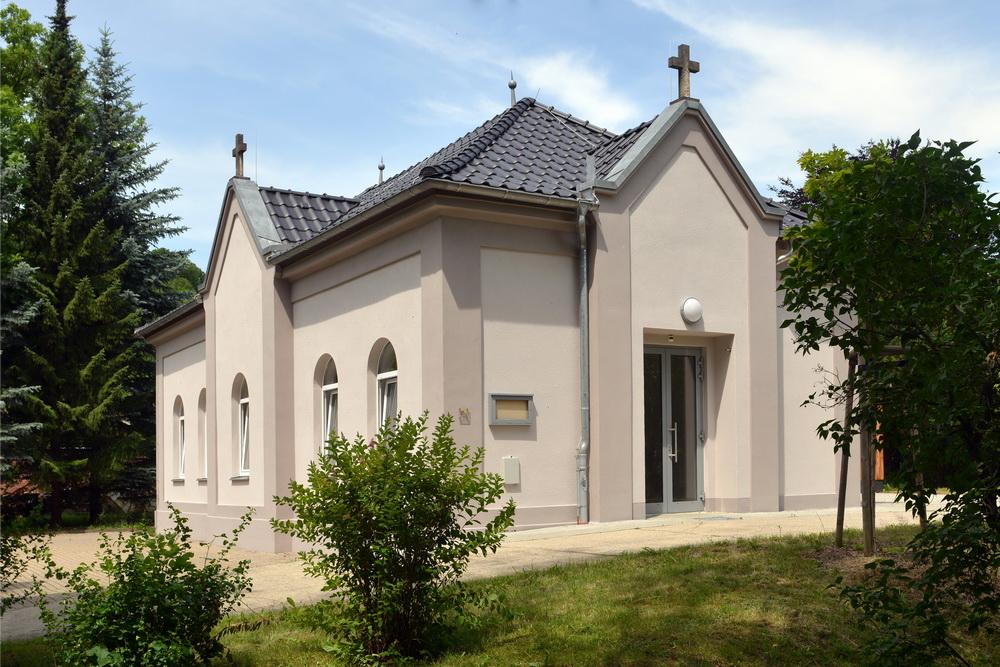 Friedhof Ostritz - Friedhofskapelle