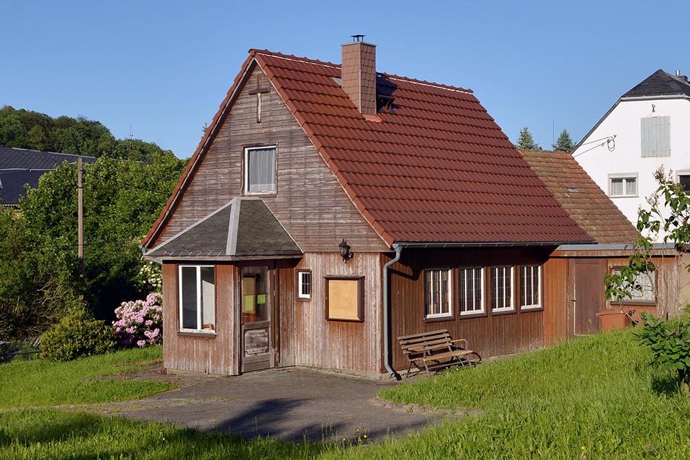 Kapelle Schönbach Gebäude