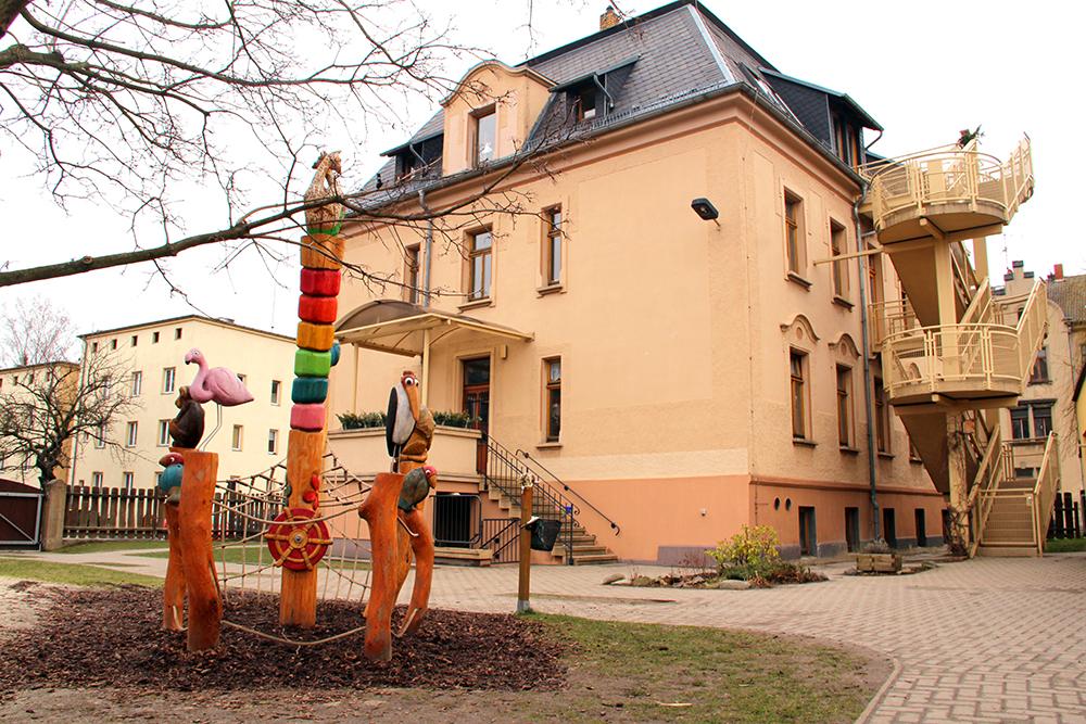 """Kinderhaus """"St. Antonius"""" in Zittau"""