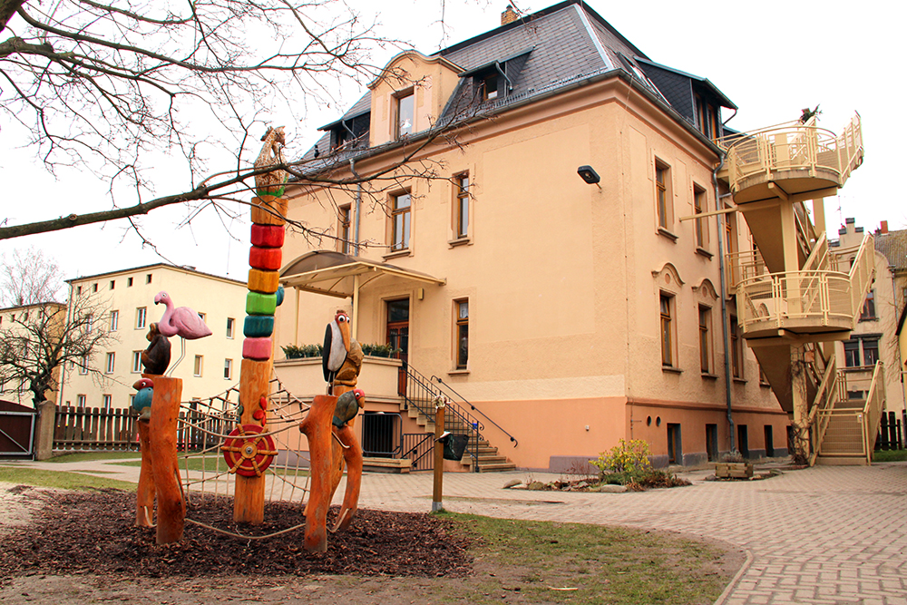 Kinderhaus Zittau - Gebäude