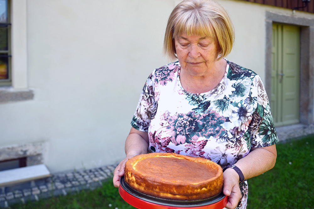 Küchendienst - Rita Espig in Hirschfelde