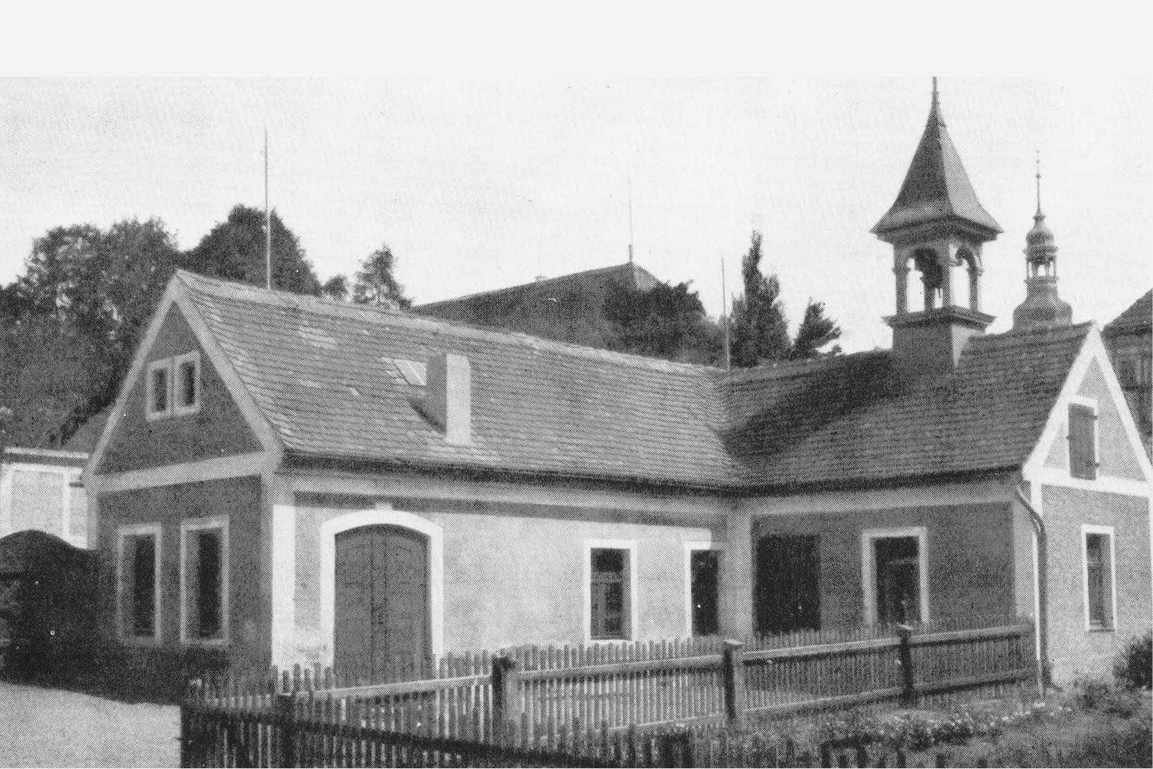 Kirche Hirschfelde - alte Kapelle