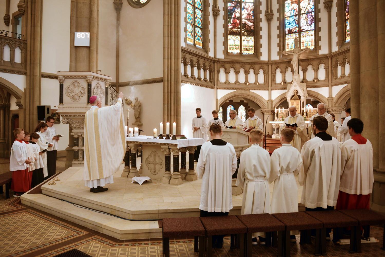 Pfarreigründung - Gottesdienst