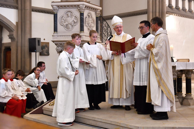 Pfarreigründung - Gründung
