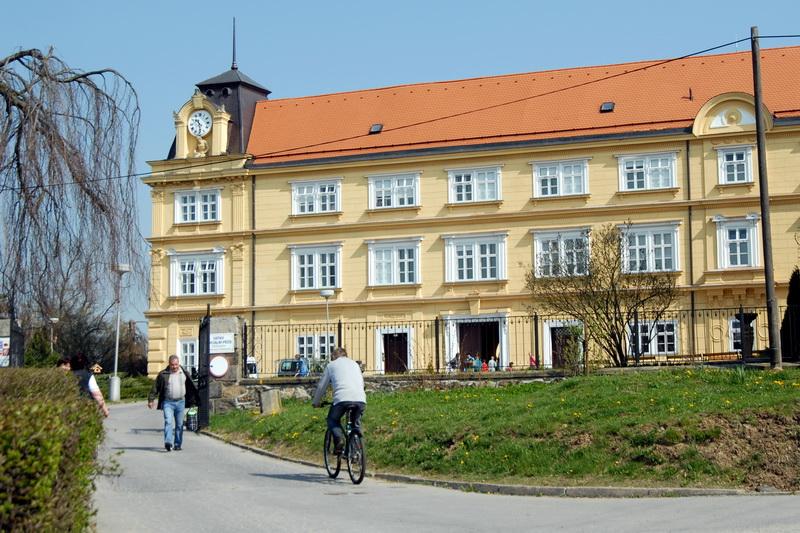 Schloss Krisanau/Křižanov