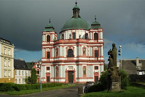 Jablonne Basilika