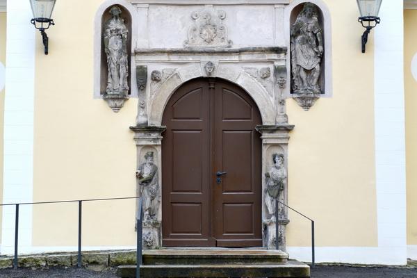 Kirche Ostritz - Peter und Paul