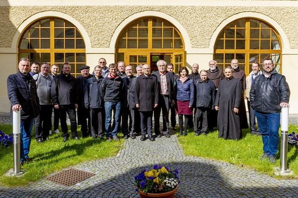 Trinationale Priesterkonferenz CZ/D/PL