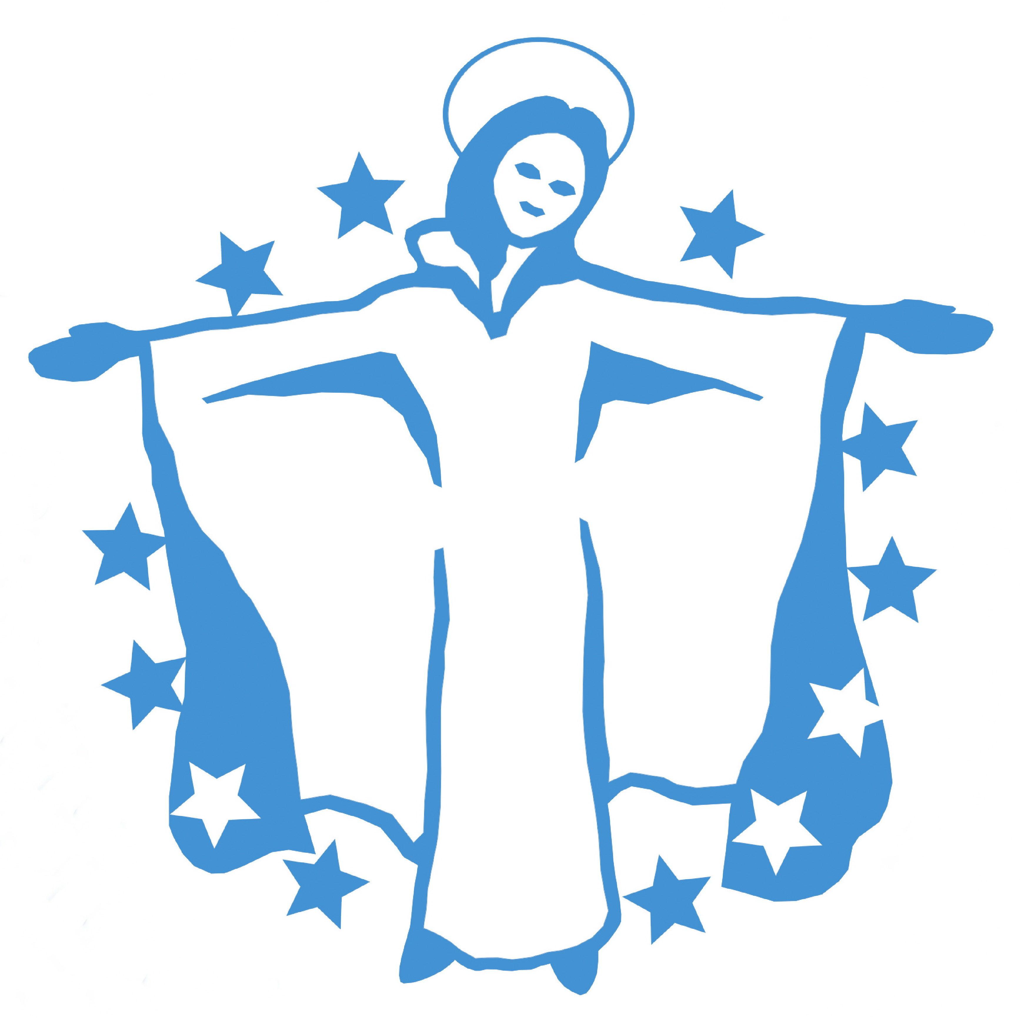 """Pfarrei """"St. Marien"""" Zittau Logo"""