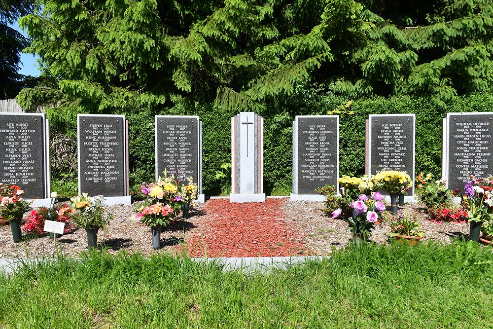 Katholischer Friedhof Löbau