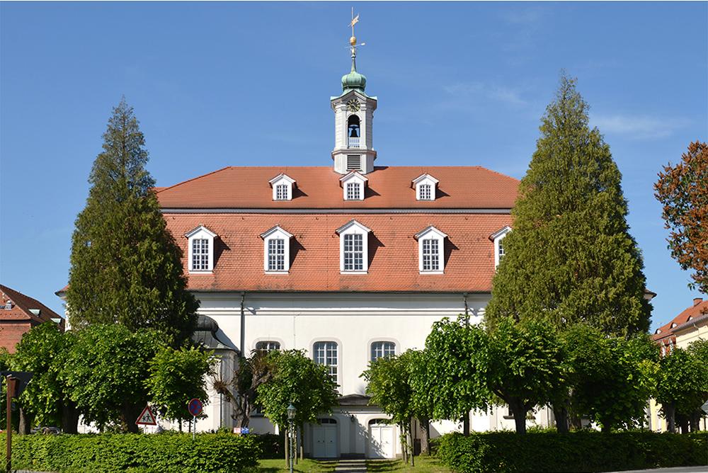 Herrnhut - Kirchensaal
