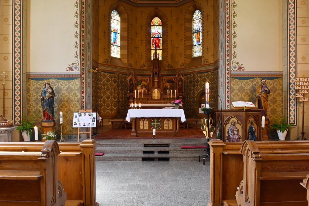 Löbau Kirche Apsis