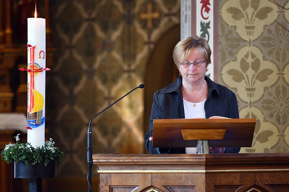 Lektorendienst - Monika Böhme