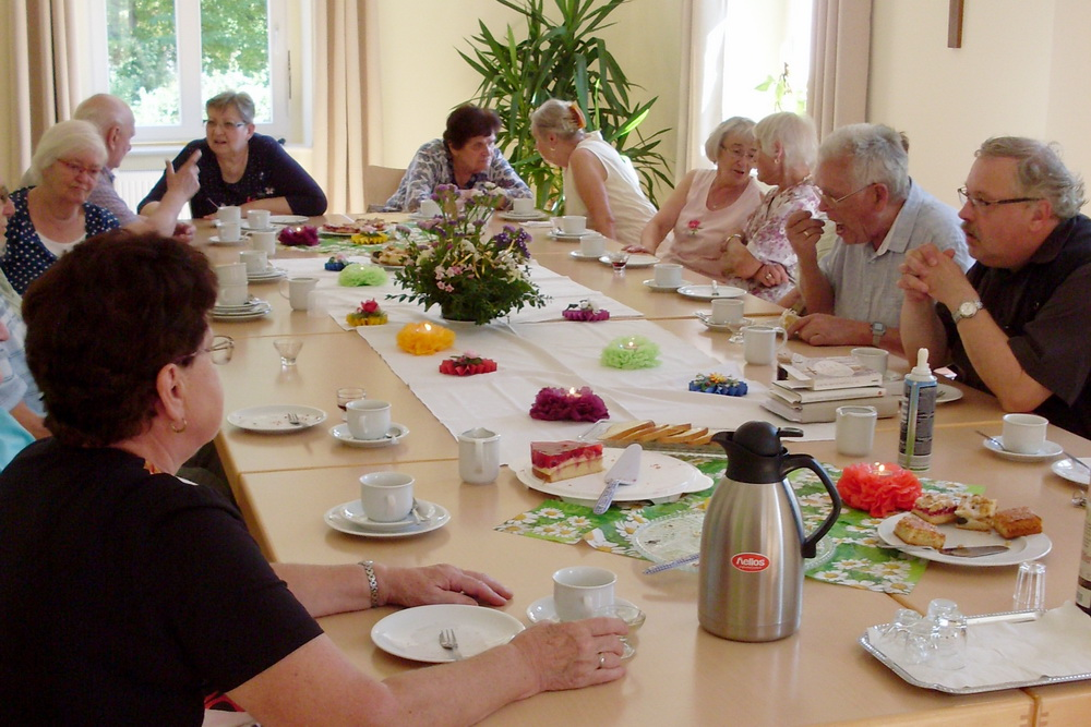 Seniorengruppe in Löbau