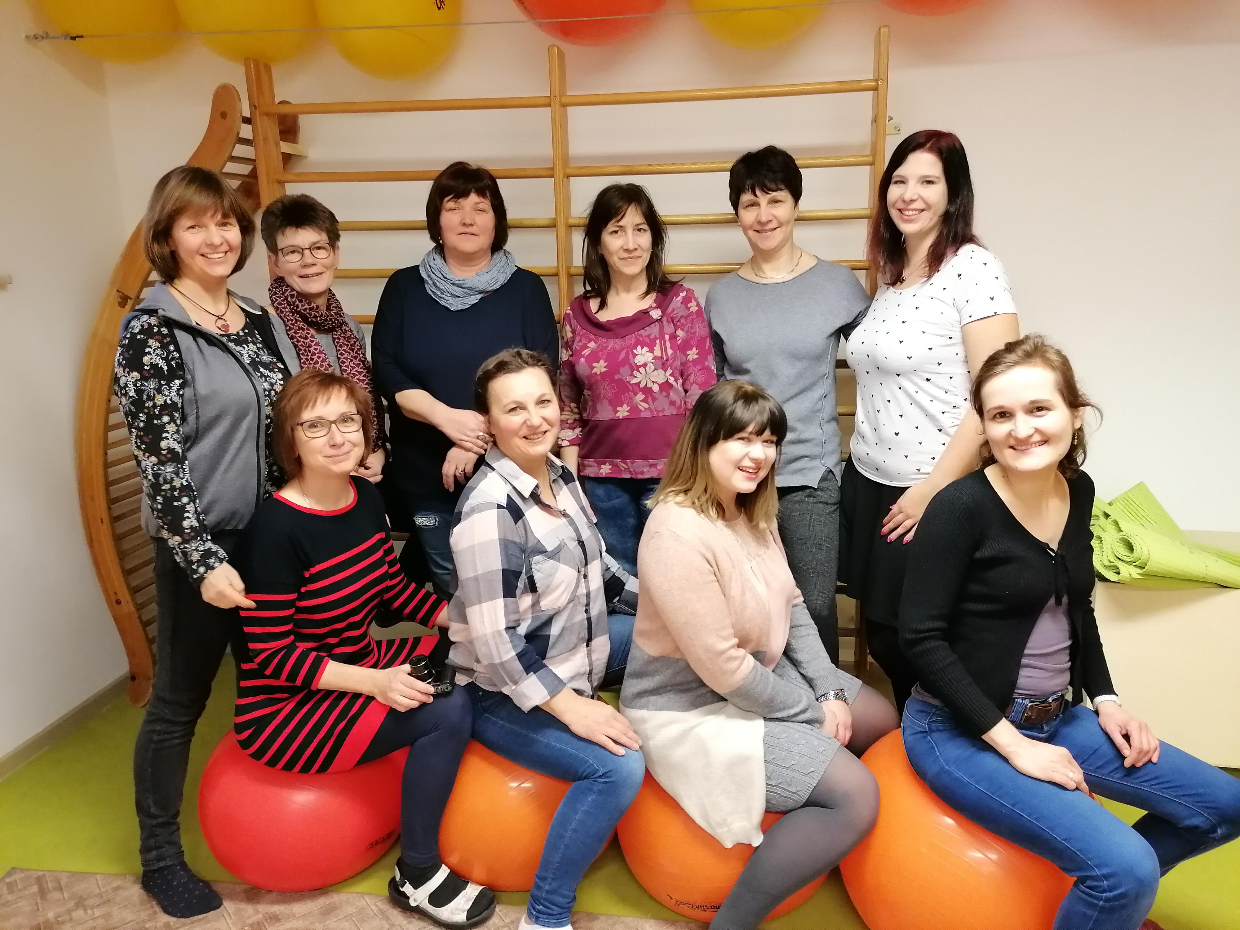 Kinderhaus Zittau - Team