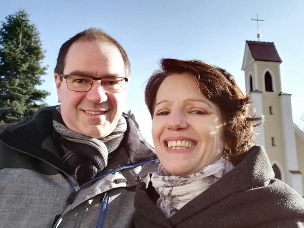 Katharina und Thomas Reder