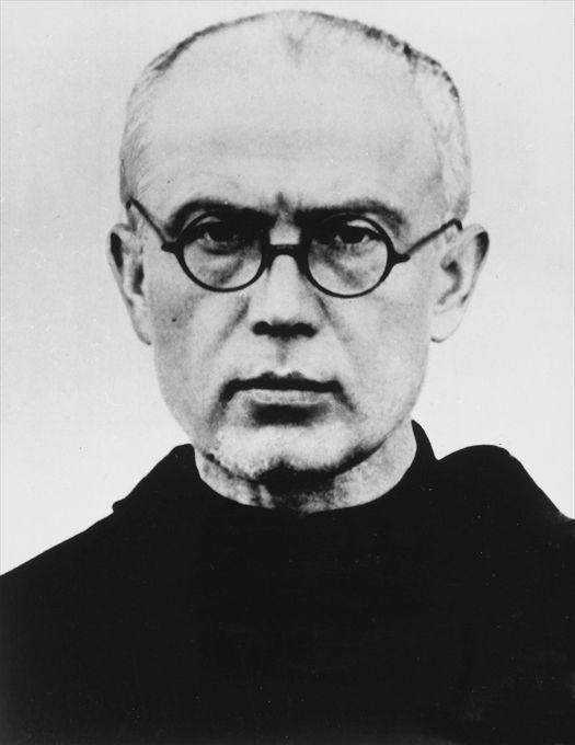 Maximilian Kolbe – Foto 1939, Quelle: Wikipedia