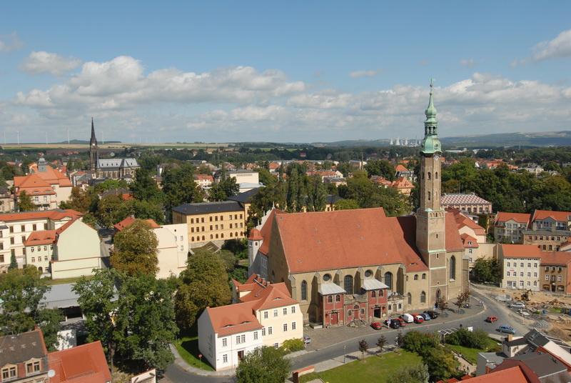 Ehemaliges Franziskanerkloster in Zittau