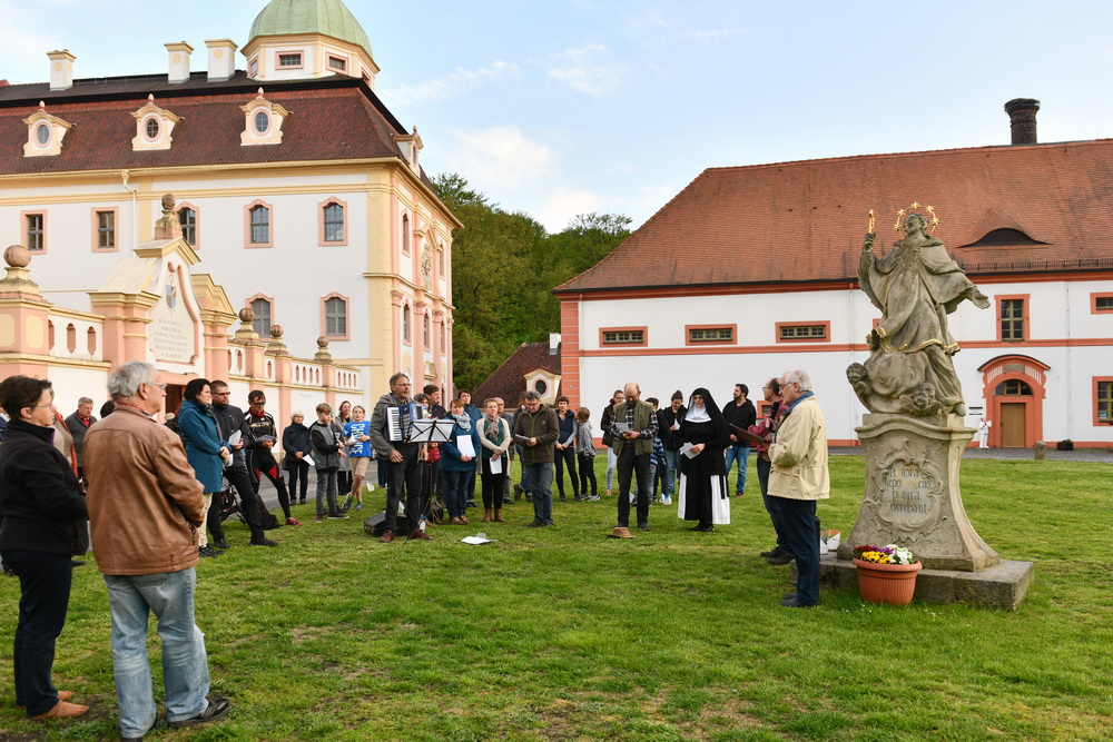 Nepomukfest in St. Marienthal 2019